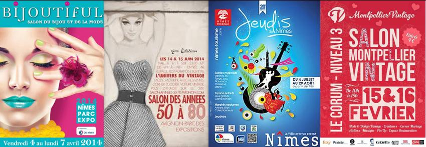 AFFICHES EVENEMENTS